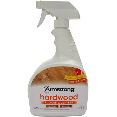 New Armstrong Floor Cleaner Citrus Fusion Scent