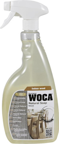 Woka Natural Soap Wood Spray