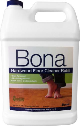Bona Hardwood Floor Cleaner Gallon Refill WM700018159