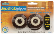 "Slipstick 2"" Chocolate Grippers 4pc. (CB505)"