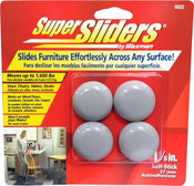 "Waxman 1-1/8"" Peel n Stick Furniture Super Sliders"
