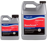 Aqua Mix 32oz Nanoscrub 1Qt