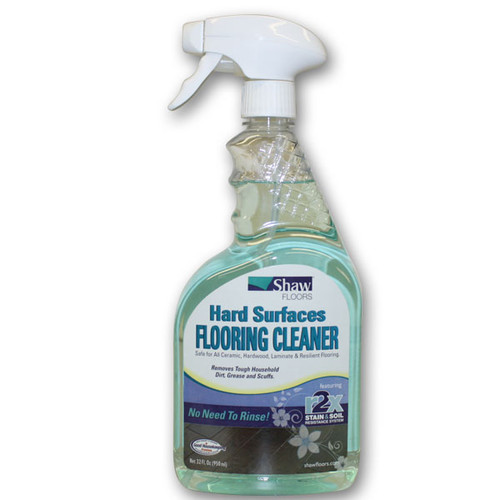 Shaw Hard Surfaces Floor Cleaner R2X 32oz spray