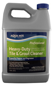 Aqua Mix 1gl Heavy-Duty Tile & Grout Cleaner Concentrate