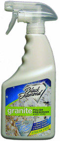 Black Diamond Granite Polish Preserver 16oz Spray