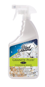 Black Diamond Granite Plus! 6-32oz Cleaner & Sealer
