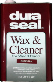 Duraseal 1gl Neutral Wax and Cleaner