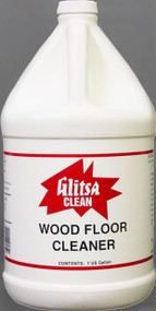 Glitsa Clean  Hardwood Concentrate Cleaner 1 gl
