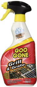 Goo Gone, Grill & Grate Cleaner 24oz