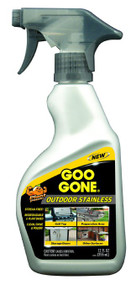 Goo Gone, Outdoor Stainless Steel Cleaner 12oz