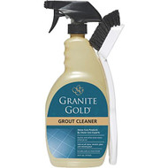 Granite Gold 24oz Grout Cleaner w/Brush
