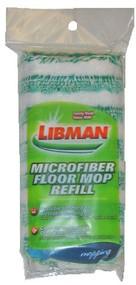"Libman 18"" Microfiber Wet/Dry Dust Mop Pad Refill"