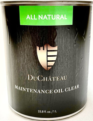 Du Chateau Clear Floor Oil