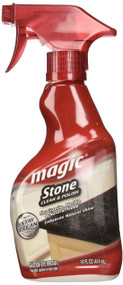 Magic, Stone Clean & Polish, Stay Clean Technology Trigger-14oz