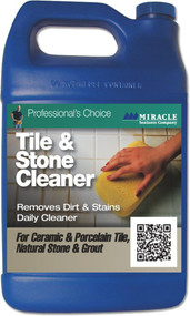Miracle Sealants Tile & Stone Concentrated Cleaner Gallon