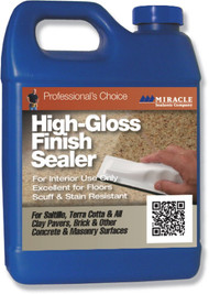 Miracle Sealants High Gloss Finish Sealer Quart