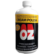 Mohawk 32oz. OZ Cream Polish