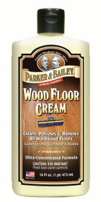 Parker & Bailey 16 oz Wood Floor Cream Bottle