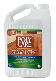 Poly Care Hardwood/Laminate Ready To Use 1 gl. Cleaner