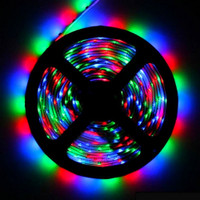 2835 multi color LED strip with RGB controller 12V