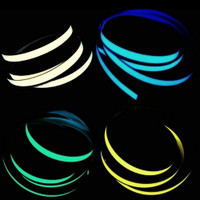 1.5M electroluminescent strip with lead & connector