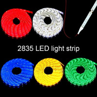 2835 LED strip with lead wires 12V waterproof