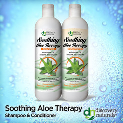 Soothing Aloe Therapy Shampoo & Conditioner Combo Pack