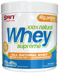 100% Natural Whey Supreme Protein Powder
