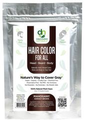 Henna Maiden Mahogany Darkest Brown