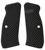 CZ 75 Palm Swell Bogies Black G10
