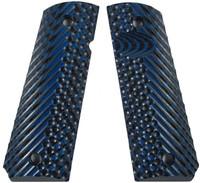1911 Spec Ops Blue Black G10