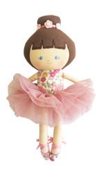 Baby Ballerina Doll 25cm - Rose Garden