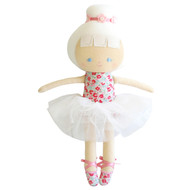 Baby Ballerina Doll 25cm - Sweet Floral