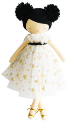 Iris Pom Pom Doll 48cm Gold Star