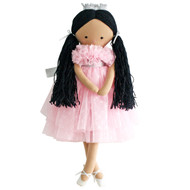 Penelope Princess 50cm Pink Spot Tulle
