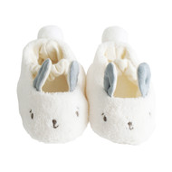 Snuggle Bunny Slippers Grey
