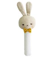 Roberto Bunny Squeaker Navy Spot