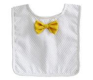 Bow Tie Bib Navy Pinspot