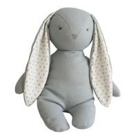 Bobby Floppy Bunny 25cm - Grey Linen