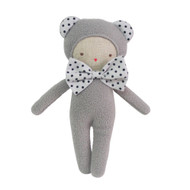 Dream Baby Bear 20cm Grey