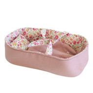 Playtime Doll Carrier Set 30cm Rose Garden