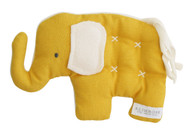 Toby Elephant Comfort Toy 20cm Butterscotch