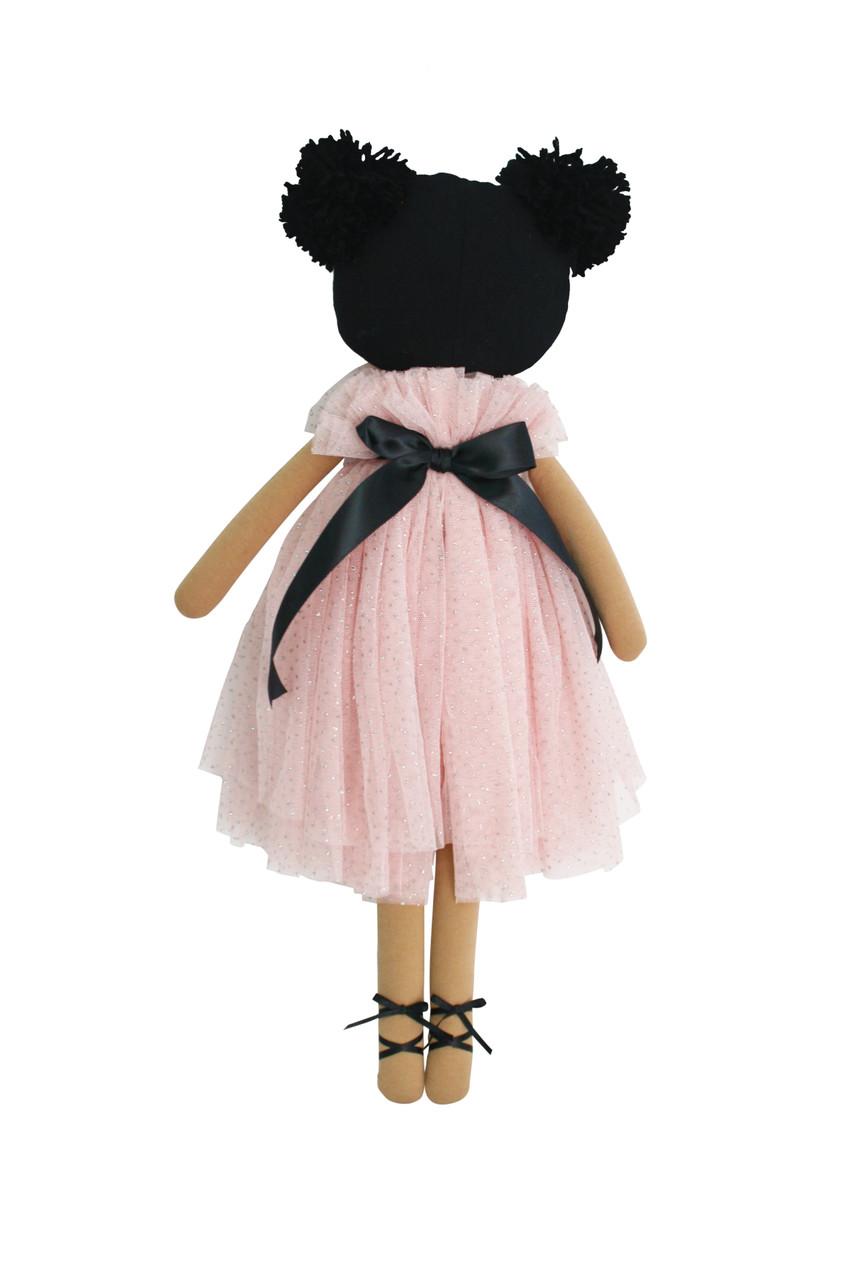 Valentina Pom Pom Doll in Pink by Alimrose
