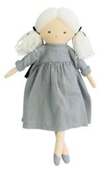 Matilda 45cm Doll - Grey