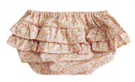 Ruffle Bloomers Blossom Lily Pink Small 3-6 mths
