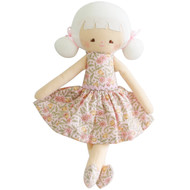 Audrey Doll 26cm Blossom Lily Pink