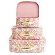 Kids Carry Case Set - Chloe Print