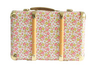 Vintage Style Carry Case - Chloe Print