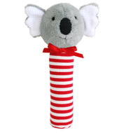 Koala Squeaker - Red Stripe