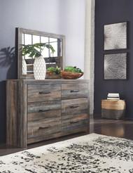 Drystan Multi Dresser & Mirror